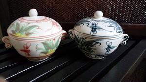ベトナムバッチャン焼きスープカップ