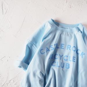 CBC LOGO TEE Sky blue(Tシャツ)