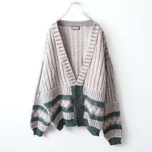 PAORO BARBA vintage knit cardigan 1917