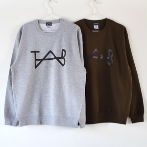 "10oz. Crew Neck Sweat ""LOGO"""