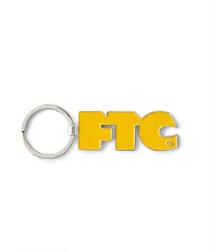 FTC / METAL KEYCHAIN -YELLOW-