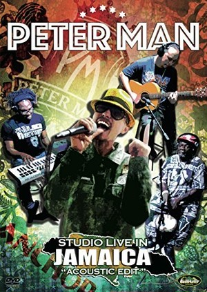 "【DVD】STUDIO LIVE IN JAMAICA ""ACOUSTIC EDIT"" PETER MAN"