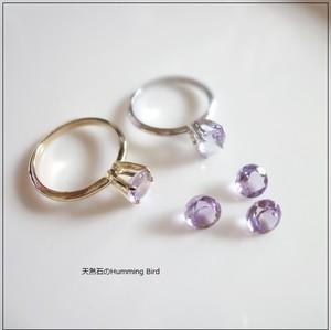 【受注生産】Enochシリーズ■ピンクアメジストの指輪