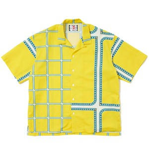 【SON OF THE CHEESE】Chili Shirts / Yellow