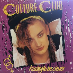 CULTURE CLUB / KISSING TO BE CLEVER(1982)