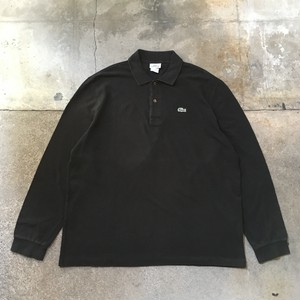 LACOSTE Polo Shirt / Long Sleeve