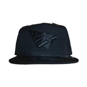 PAPER PLANES New Era Snapback / Black