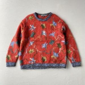 Mohair sweater