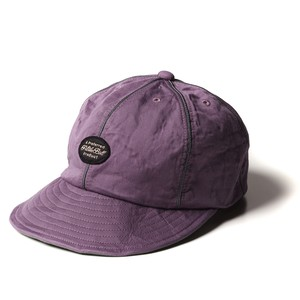 【FILL THE BILL】《UNISEX》BASEBALL CAP - PURPLE