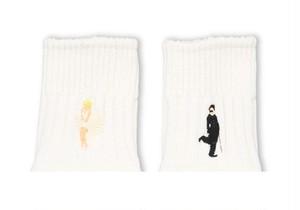 decka Heavyweight Socks / Short Length STAR
