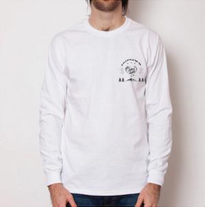 NEWデビあやロゴ ロングTシャツ