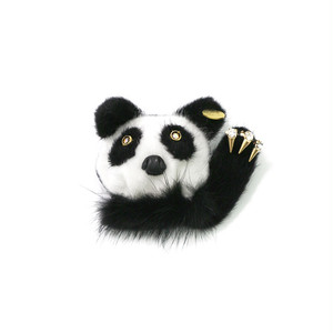 【受注生産】 19ABR01-Panda