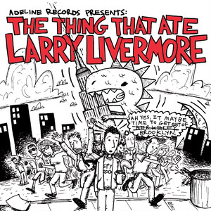 v/a / the thing that ate larry livermore cd