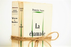La chamade -2set-/display book