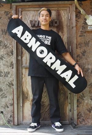 ABNORMALソールカバー(送料込み)WOW11DVD付き