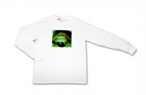 よさこいバンキッシュ「結膜炎ロングTシャツ」