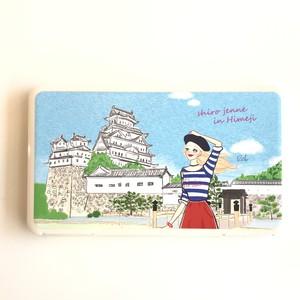 komachi_no☆ パリジェンヌ、城へいく 抗菌マスクケース