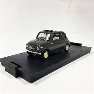FIAT NUOVA 500 NORMALE CHIUSA 1957 BEIGE CHIARO 1/43 【BRUMM】【1個のみ】【税込価格】