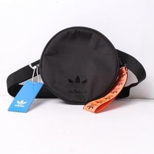 adidas アディダス ウエストバッグ ロゴ ブラック [全国送料無料]r017420