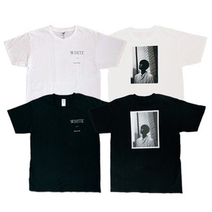 """""""WHITE"""" フォトTシャツ"""
