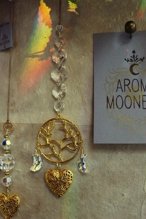 *AROMA MOONBOW  -for Dark space-  >>moon heart<<: