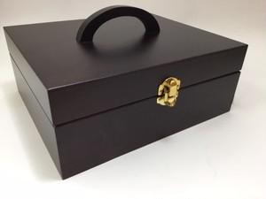 アロマテラピーボックス(取っ手付き精油箱)30本用