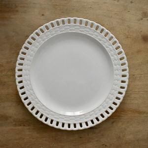 Lunéville KG Panier lim dessert plate b