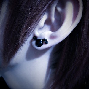 Dolly's Darkness Pierce - [ピアス]