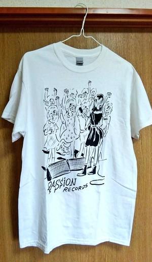 LIVE T-Shirt ホワイト