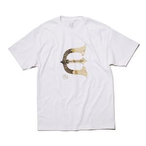EVISEN KABUTO LOGO TEE WHITE エビセン Tシャツ