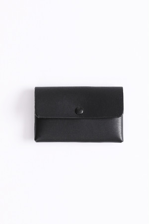Card case / Y. & SONS×Aeta / 1Layer / 片貝染紅梅