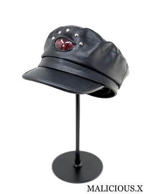 reptiles(A) eye  military cap / red