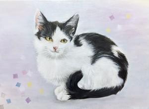 愛猫さんの絵