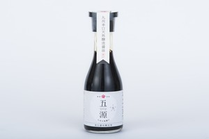 【九州の発酵力】 無添加生(なま)醤油 五源