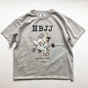TACOMA FUJI RECORDS HBJJ (HOME BREW JIU JITSU) designed by Jerry UKAI