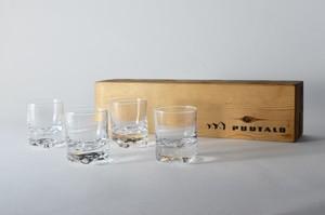 iittala  gaissa shot glass(Tapio Wirkkala)