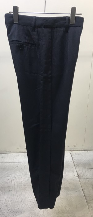 1990s DIRK BIKKEMBERGS SIDE TRIMED TROUSERS