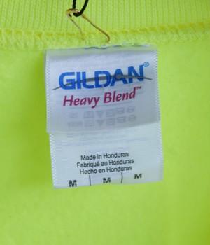 USED GILDAN SWEAT SHIRT