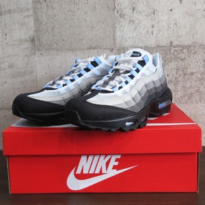 NIKE AIR MAX 95 OG Inspired BLACK&ALUMINUM ※国内未発売