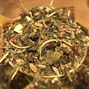 有機薬草茶 燃焼(茶葉量り売り50g以上ご注文専用:10g単位)