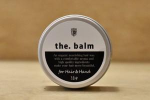 『the. balm』organic balm