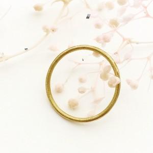 指輪をなくしてしまった方専用  真鍮製「幸せをつかむピンキーリング」特別価格