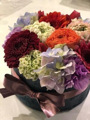 Celebrity Flower Box