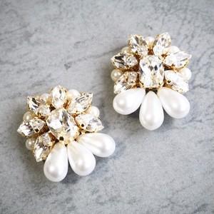 Bijou drop pearl