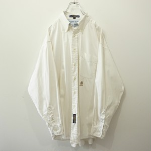 TOMMY HILFIGER L/S white shirt