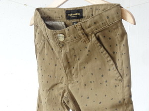 mini rodini Bats aop Chino  Brown