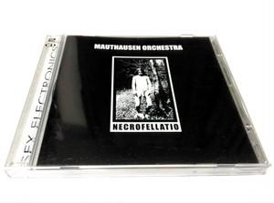 [USED] Mauthausen Orchestra - Necrofellatio / Mafarka (1983|1984|2000) [CD-R]