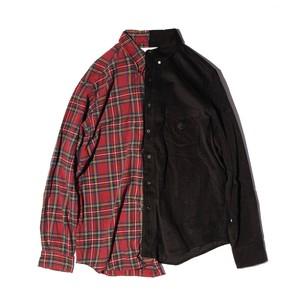 JUST NOISE BLACK LABEL: Shirt-001