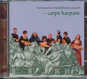 【ニッケルハルパCD】carpe harpam / Fürstenecker Nyckelharpa Consort【合奏】
