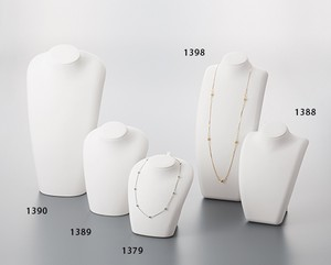 ネックレススタンドSサイズ ネックレス用トルソーSサイズ AR-1379